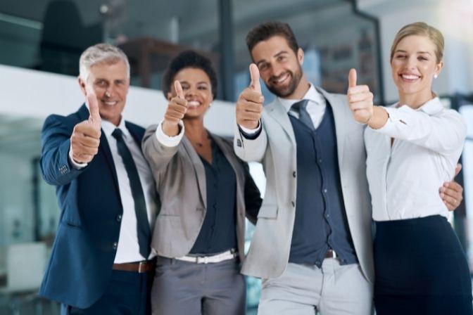 Felicidad Organizacional en las empresas
